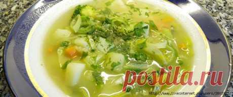 7 самых вкусных супов без мяса - БУДЕТ ВКУСНО! - медиаплатформа МирТесен