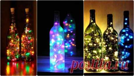 Светильники для новогоднего настроения