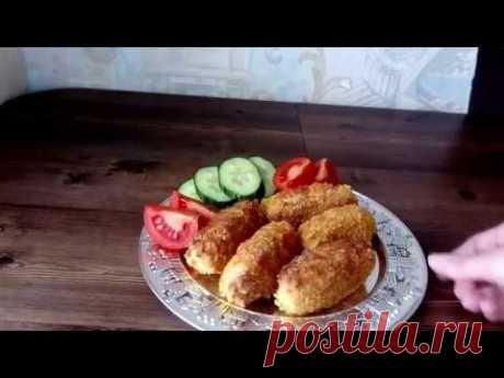 Как приготовить Стрипсы KFC. Нереально вкусное блюдо из фарша! #готовимдома, #KFC, #какприготовить