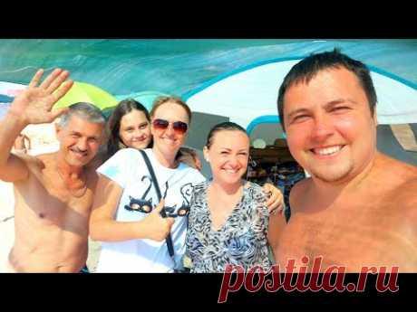 Стая дельфинов в Железном Порту 2020. Встреча с Артистами. Теперь торгуем на берегу!