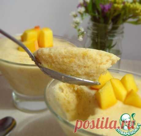 Персиково-грушевый самбук – кулинарный рецепт