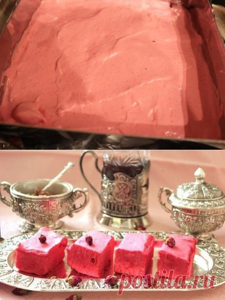 Малиновый зефир: вкусно не обязательно сложно! | Школа вкуса - вкусные кулинарные рецепты