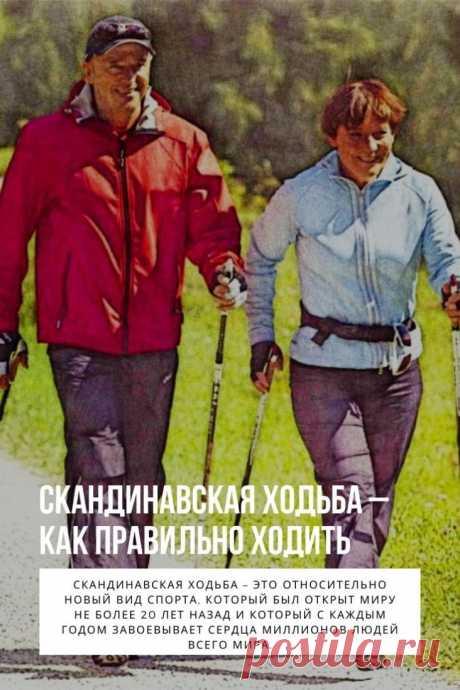 Все мы прекрасно знаем, что любая физическая активность положительно сказывается на состоянии организма человека. Однако извлечь необходимую пользу можно лишь с помощью выбора правильного спектра упражнений, а также их корректного выполнения.  Скандинавская ходьба – это относительно новый вид спорта, который был открыт миру не более 20 лет назад и который с каждым годом завоевывает сер