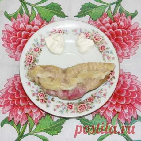 Вареники с малиной рецепт с фото пошагово - 1000.menu