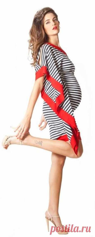Платье = два прямоугольника? / Будущие мамы / Модный сайт о стильной переделке одежды и интерьера