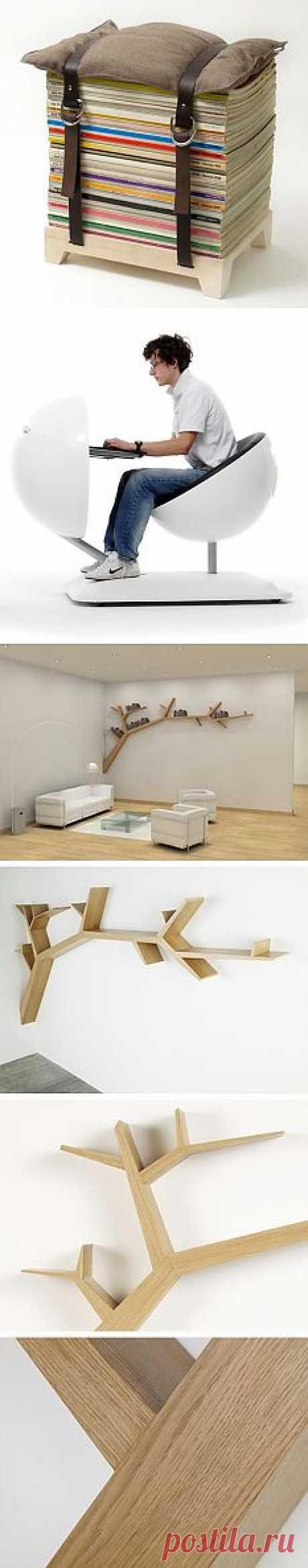 Креативная мебель.