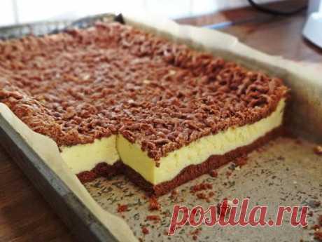 Пирожное «Сэндвич» - для настоящих ценителей творожных десертов! Идеально подходит для детских праздников