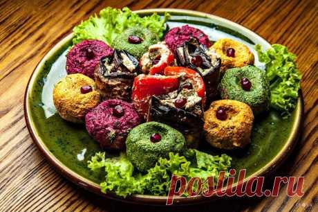 Пхали - вкуснейшая постная закуска на Новый Год (для тех, кто держит Пост). 5 рецептов