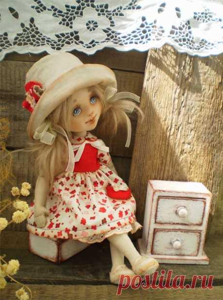 МК Ирины Хочиной: создание головы | all Dolls Мастер-класс от Ирины Хочиной по созданию объемной головы для текстильной куклы