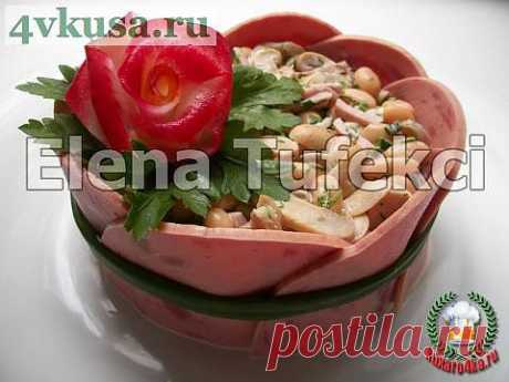 Салат «Герда» | 4vkusa.ru
