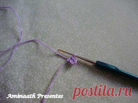 Aminaath Presentes: PAP - Flor Ipê 4 pétalas