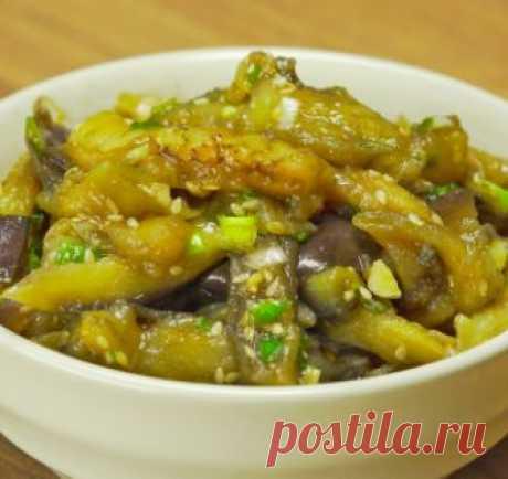 Баклажаны на пару по-корейски / Видео-рецепты / TVCook: пошаговые рецепты с фото