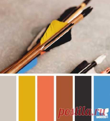 Design Seeds® | for all who ❤ color Сочетание цвета