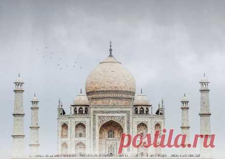 Таж Махал. Индия