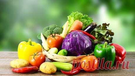 Как варить овощи, чтобы сохранить витамины?