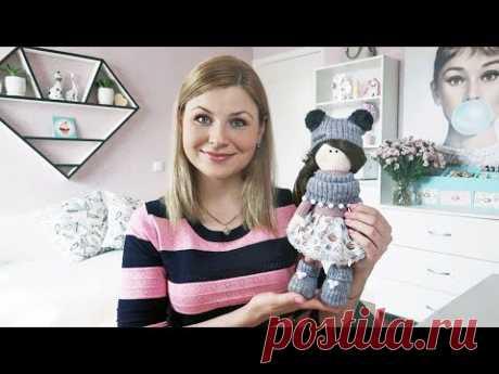 Моя вторая куколка из ткани: https://www.youtube.com/watch?v=W9dO-7NieDE&t=25s Новогодняя куколка-длинноножка: https://www.youtube.com/watch?v=-Yn2d... Мой и...