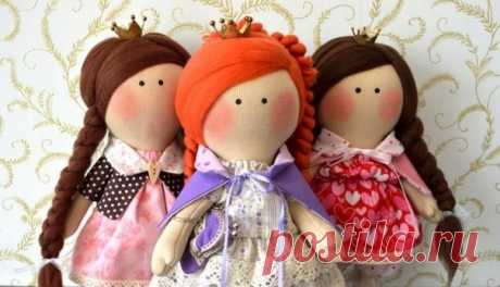 Очаровательные куколки своими руками в Instagram (ТОП-10)