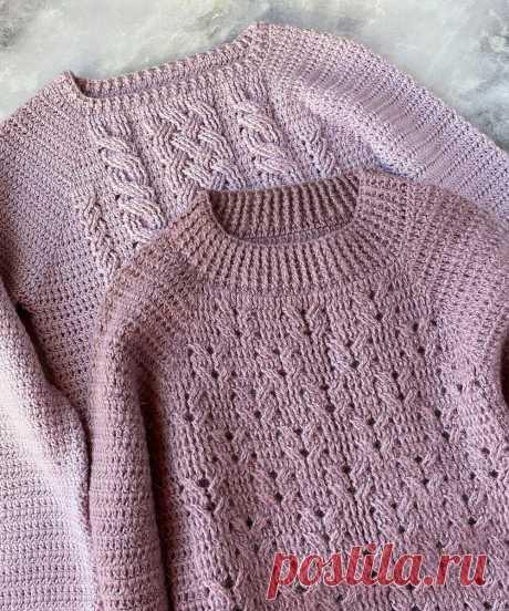 Модели крючком. Пуловеры и кардиган | Модное вязание | Яндекс Дзен