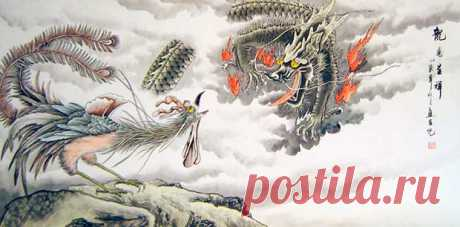 Китайская живопись /Главное — скорость! Часть1. /Матрица восприятия - Часть 2