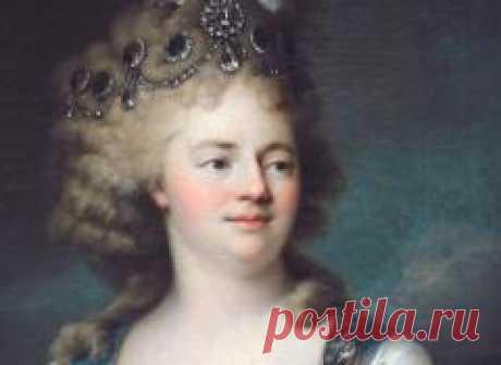 Сегодня 14 октября в 1759 году родился(ась) Мария Романова