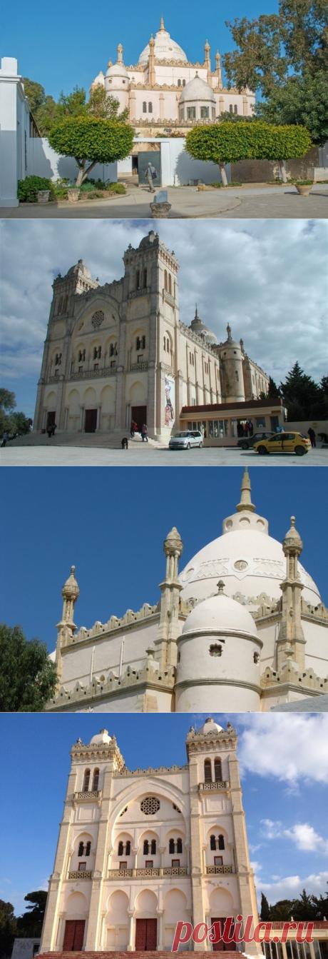 Собор святого Людовика: дань великому правителю (Тунис) — Путешествия
