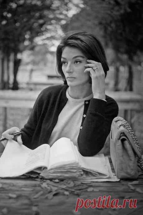 Anouk Aimée | Tommy A. | Flickr