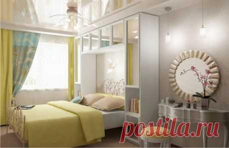 Стильное оформление стен в спальне   Декорочка   Яндекс Дзен