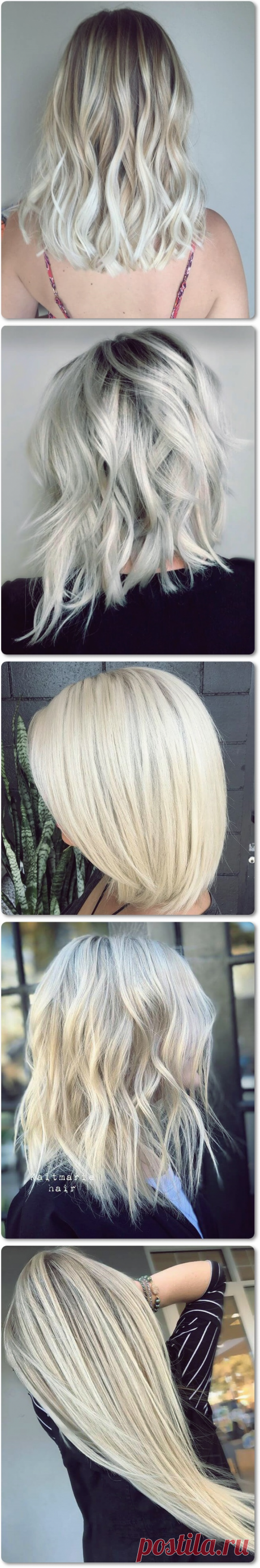 Beautiful Styles: Platinum Blonde Hair – My hair and beauty