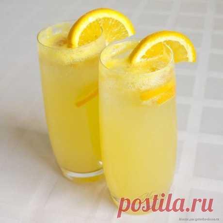 НАПИТОК ЗДОРОВЬЯ - ИМБИРНЫЙ ЛИМОНАД  Ингредиенты: два крупных лимона кусочек корня имбиря (около 10-15 см) Показать полностью…