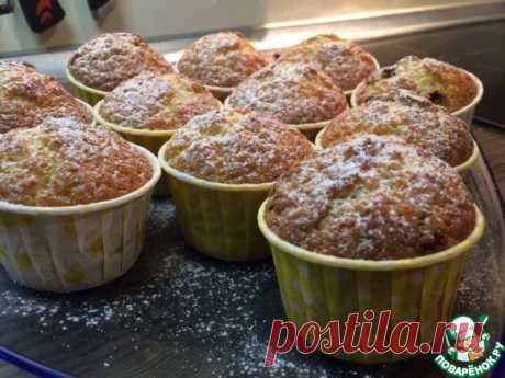 """Американские маффины """"Торжество вкуса и простоты"""" - кулинарный рецепт"""