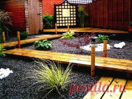 Идеи для дорожек налюбимой даче. Как подготовить основание под плитку, бетон или гравий | REALTY.TUT.BY