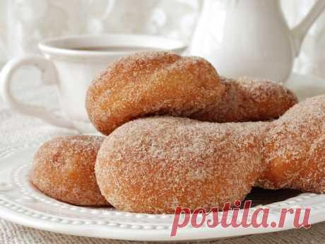 Как приготовить рецепт пончиков – готовим украинские вергуны - рецепт, ингредиенты и фотографии