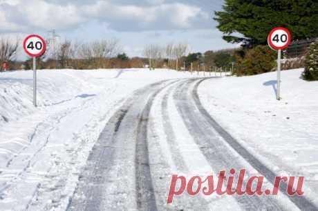 5 приемов экстремального вождения зимой, которые нужно знать каждому водителю