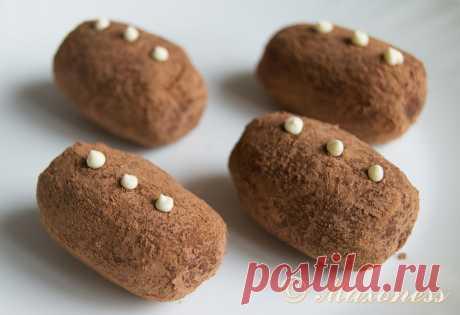 Проверенные рецепты: Пирожное «Картошка»