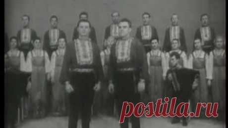 Омский народный хор Славное море, священный Байкал