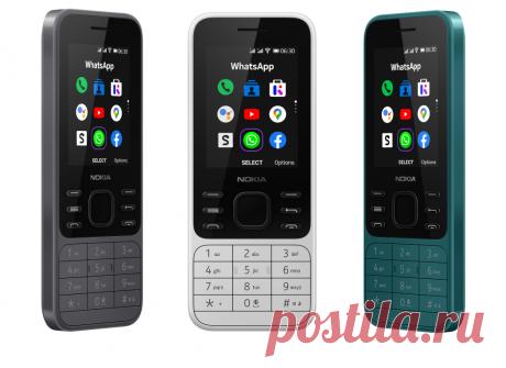 Теперь это не просто звонилка. Рассказываем, что умеют современные кнопочные телефоны | Nokia | Яндекс Дзен
