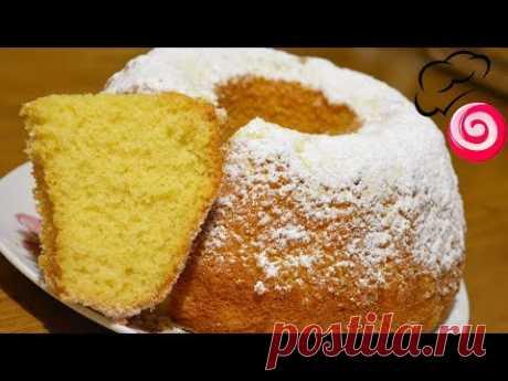 Бисквитный «Пушистик» Кекс для подружек! - YouTube