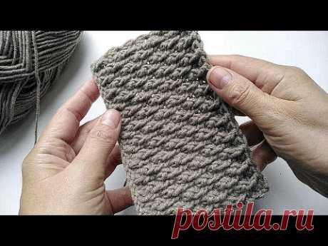 Вязание крючком // КРАСИВЫЙ и простой в вязании УЗОР / Мк / узор 32