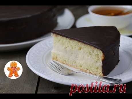"Торт ""Чародейка"" Мой Любимый Рецепт ✧ Russian Cake ""Charodeika"" (English Subtitles)"