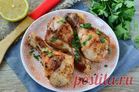 Куриные ножки в ароматном пивном рассоле — Sloosh – кулинарные рецепты