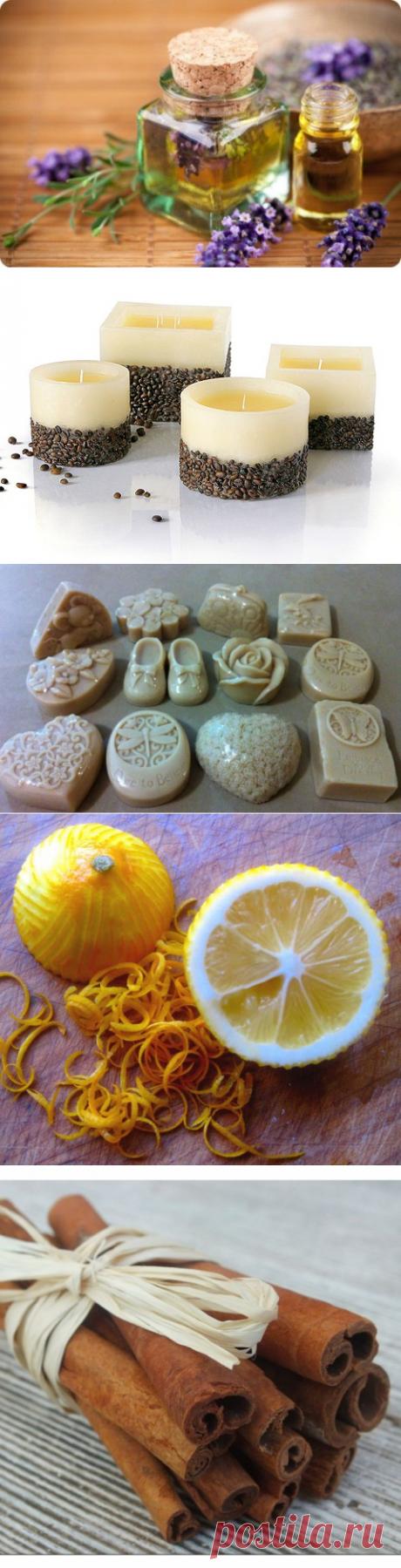 Ароматизируем шкаф: 7 самых простых способов создать неповторимый аромат белья