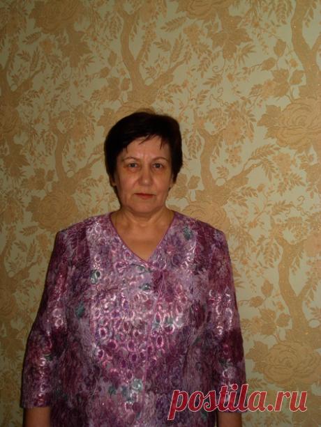 Нина Яркова