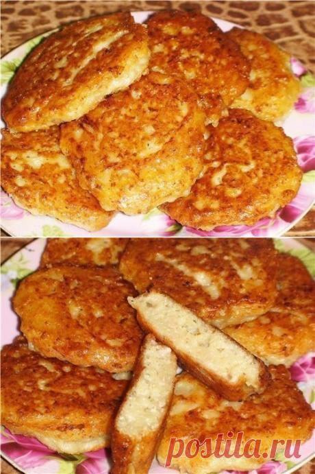 Быстрые беляши (или ленивые пирожки)