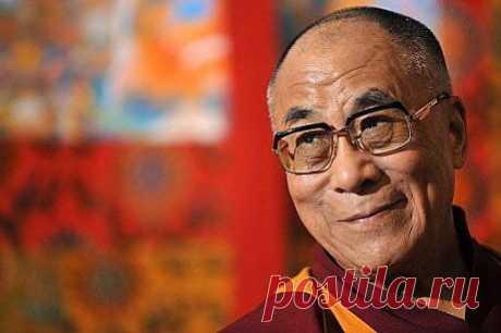 Сенсационное заявление Далай Ламы!