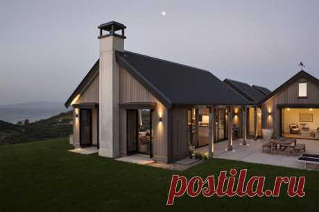 Сбежать на край света! Вдохновляющий дом в Новой Зеландии Новая Зеландия для нас в буквальном смысле край света. Самая отдаленная и одна из самых загадочных стран мира. Дом, о котором мы хотим сегодня рассказать, находится как раз в Новой Зеландии и располож…