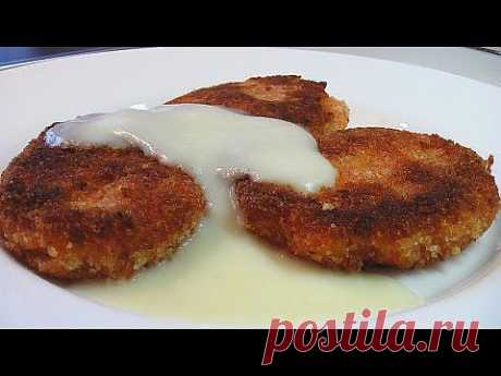 Easy dishes: tasty carrots cutlets \/ Simple recipes