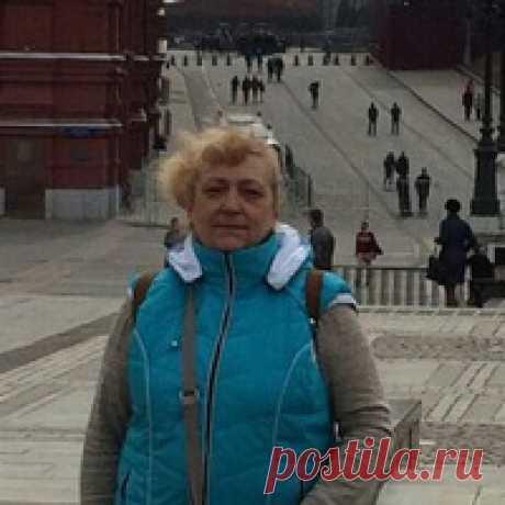 Тамара Карелина