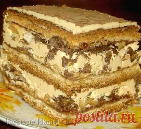 "Торт-пляцок ""Вышиванка"" - Хлебопечка.ру"