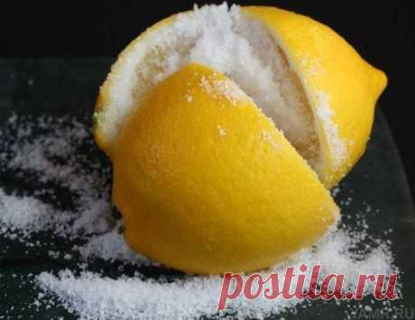 Лимон на все случаи жизни - Все обо Всем