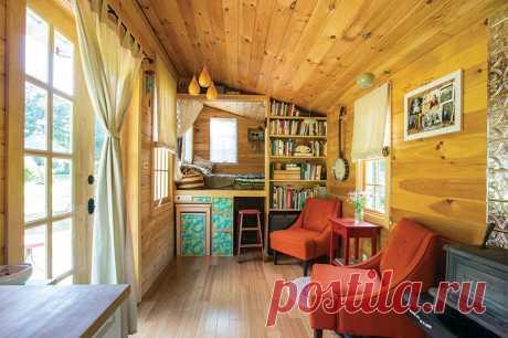 Rowan's Tiny House – Tiny House Swoon